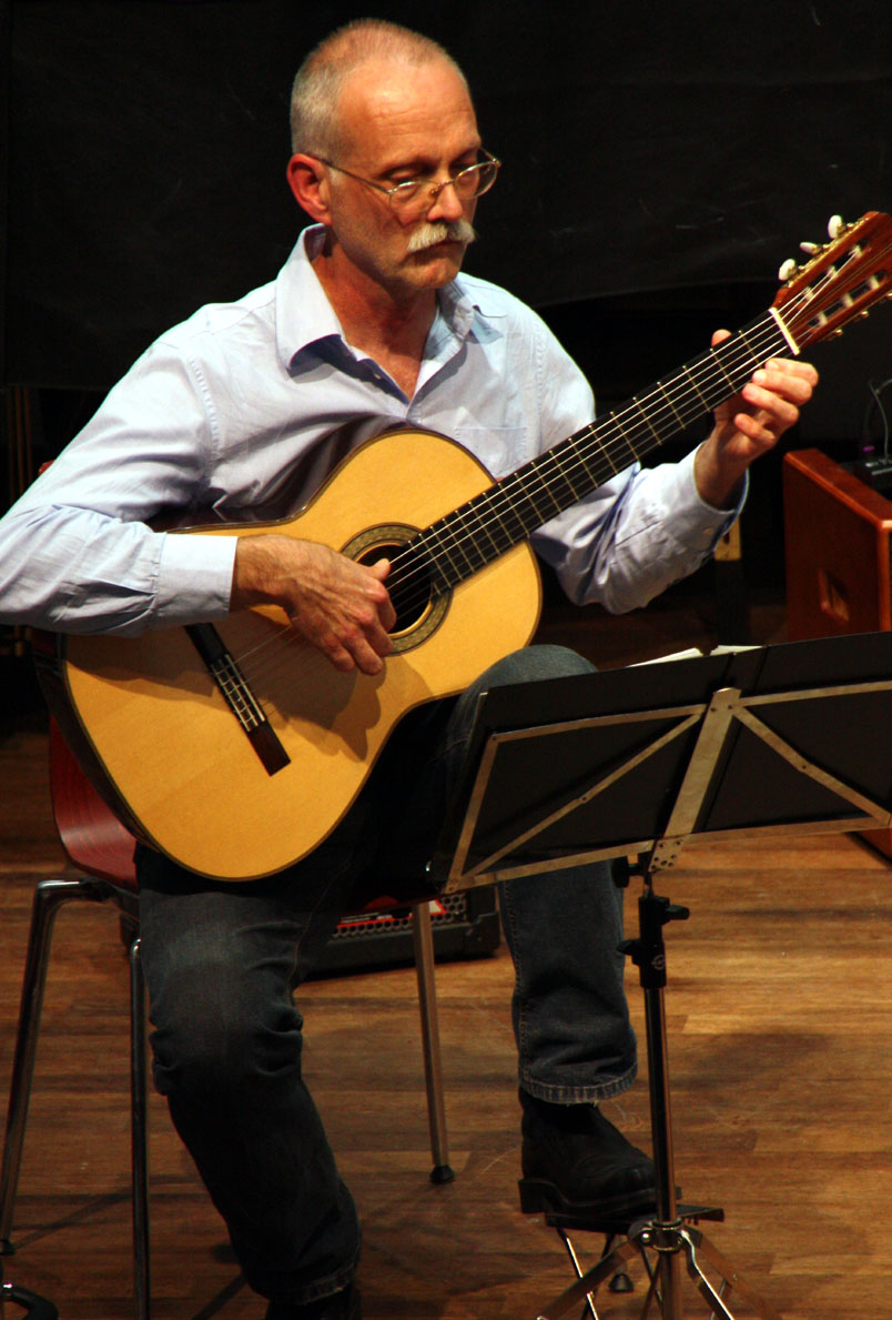 Klaus Duschl-Blessing - Musiklehrer in München