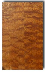 Quilted Mahogany : €200