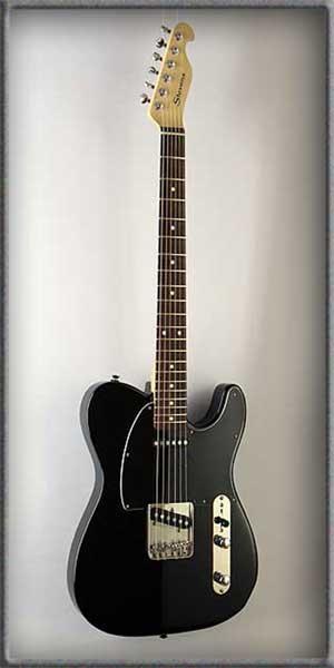 Stevens T-Model Black