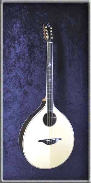 Irish Bouzouki – Celtic Knot