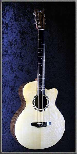 CA-Walnut - Munich Guitar Company - Reparaturen | Verkauf | Neubau