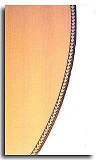 Deckenbinding Heringbone : €0