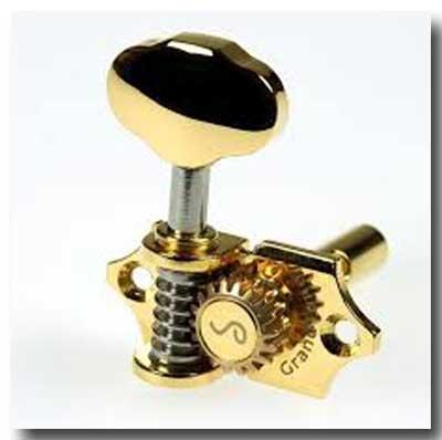 Schaller Grand Tune gold  : €50