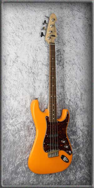 Stevens S-Bass shortscale