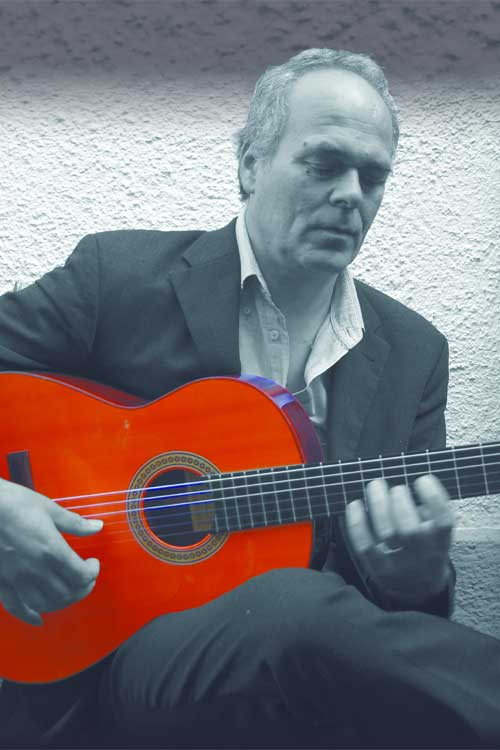 Martin Kuhlmann - Musiklehrer in München